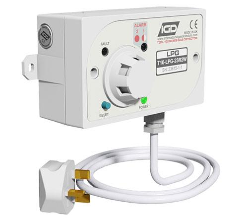 Safe Area Gas Detectors   Fixed Type Gas Detectors   Respo Products